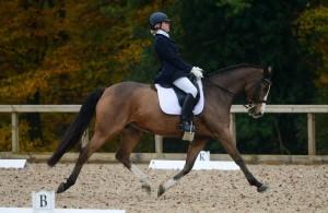 Lisa Sterrow-Class 4 Winner